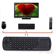 Wireless Mouse Keyboard Touchpad Remote Control Laptop Computer PC Android TV