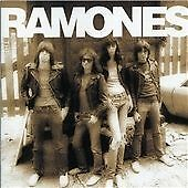 The Ramones - Self Titled Same - RARE 12-track CD 2006 - FAST UK POST