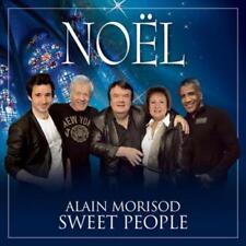 ALAIN MORISOD/SWEET PEOPLE - NO‰L NEW CD