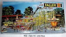 Faller 140432 -  Karussell Wilde Maus - Spur HO -  OVP  neu