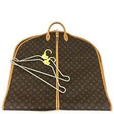 Louis Vuitton Monogram Housse Porte Habits Garment Cover Bag w/Hangers/40666