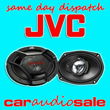 """JVC CS DR6930 6""""X9"""" INCH 500 WATTS 3 WAY COAXIAL CAR SPEAKERS SAME DAY DISPATCH"""
