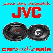 """JVC CS DR6930 6""""X9"""" pulgadas 500 Watts 3 vías coaxial altavoces del coche mismo día de despacho"""