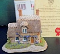 LILLIPUT LANE 3420 PLOUGHMANS COTTAGE - NOBOTTLE, NORTHAMPTONSHIRE + BOX & DEEDS
