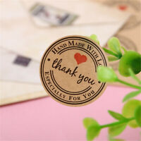 Letters Packaging Gift Wrapping Supplies Sealing Labels Thank You Stickers