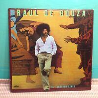 Raul De Souza 'Til Tomorrow Comes (1979)  Capitol LP Vinyl Record Jazz  Disco