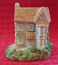 The Cornwall Collection The Swan Inn 1992 Collectible English Style Mini Inn