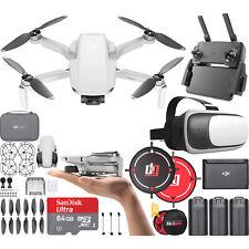 DJI Mavic Mini Drone Cuadricóptero volar más Combo CP.MA.00000123.01 paquete de auriculares