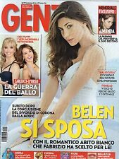 Gente 2011 41.BELEN RODRIGUEZ,HEATHER PARISI,ASIA ARGENTO,LORELLA CUCCARINI
