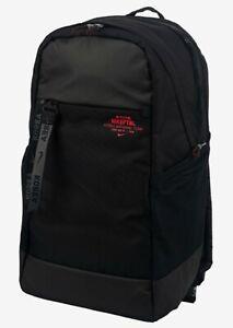 Nike KOREA Stadium Elite Backpack Bags Sports Black Casual School Bag CW5402-010
