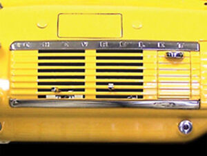 A/C Heat & Defrost, 1947 - 1953 Chevy GMC Truck, In Dash Switching [CAP-4000G]