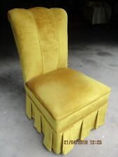 -VINTAGE BOUDOIR/BEDROOM CHAIR - PUO MOSS VALE SOUTHERN HIGHLANDS - GC~