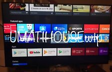 Sony XBR55X800E ULTRA HD 4K LED Full Android Television with HDR(2017)