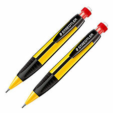 Staedtler Graphite Propelling Mechanical Pencil 1.3 mm Yellow 771 2 pcs