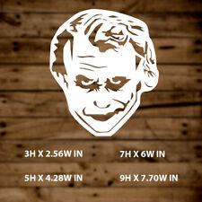 Jokerdc Comicsvinyl Sticker Decal For Windowlaptop Amp Any Hard Surface