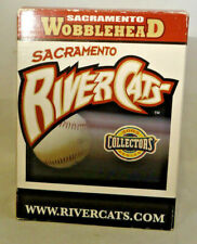 SACRAMENTO RIVER CATS MINOR LEAGUE BASEBALL NICK SWISHER WOBBLEHEAD IN BOX
