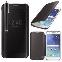 Silicona Funda Protectora de Móvil con Tapa para Samsung Galaxy J5