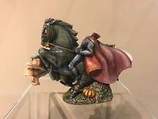 Disney Harmony Kingdom Figurine New Neck and Neck Headless Horseman Rare Ltd Ed