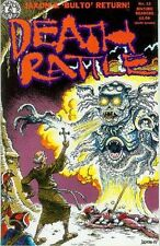 Death Rattle vol. 2 # 12 (STORY SAMPLER, Jack Jackson) (USA, 1987)