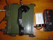 POWER SUPPLY UNIT for PRC 8-9-10 Radio Military