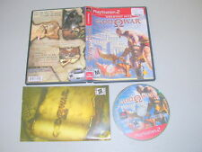 GOD OF WAR (Playstation 2 PS2) Complete