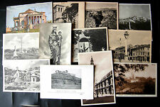 Vicenza - Lotto da 12 cartoline - tutte ante 1945