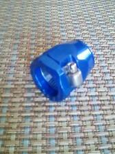 "Heater Hose Fitting Clamp for 3/4""I.D.Hose QTY.1 Blue Worm Gear Clamp 3366"