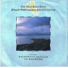 "Roger Whittaker Skye boat song (1986, & Des O'Connor)  [7"" Single]"