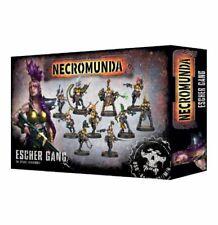Juegos: Necromunda Escher Gang Box Conjunto de 2017