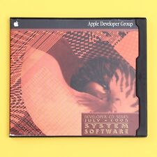 Apple Developer CD Series July 1995: System Software Edition Mac