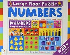Numbers Large Floor Puzzle 9781743520468