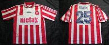 Frank Strandli #25 AaB Aalborg home shirt jersey Adidas 1997/1998 adult SIZE L