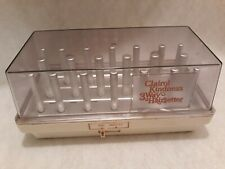 Vintage Clairol K-420 S Kindness 3 Way Hairsett Replacement (CASE ONLY) Original