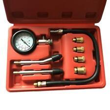 Professional Petrol Gas Engine Cylinder Compression Tester Gauge Kit US