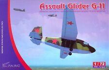 GRIBOVSKY G-11 ASSAULT GLIDER (SOVIET AF MKGS) #7213 1/72 PARC