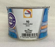Glasurit Wassermischlack 90-A 997 Uni schwarzblau 0,5 Liter