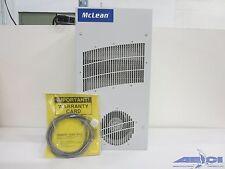 MCLEAN CLIMAGUARD SEALED ENCLOSURE COOLING HEAT EXCHANGER; 24VDC TX23-1424-102