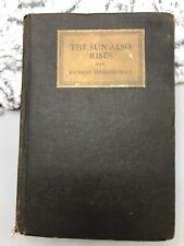 The Sun Also Rises 1926