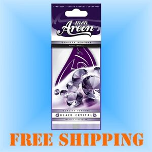Black-Crystal Air Fresheners for Car or Home