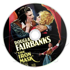 The Iron Mask (1929) Adventure, Drama, History Movie / Film on DVD