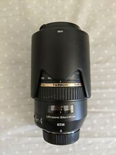 New listing Tamron Sp A005 70-300mm f/4.0-5.6 Di Vc Usd Lens For Nikon, in original box