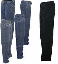 Big & Tall Mid Regular Classic Fit, Straight Jeans for Men