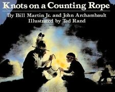 Knots On A Counting Rope (Turtleback School & Library Binding Edition)-ExLibrary