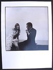 Photo Françis Apesteguy - Je t'aime... moi non plus - Birkin Gainsbourg 1969 -