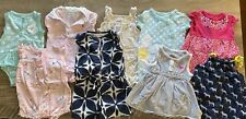 Carters / Gymboree / Polo Ralph Lauren / Cherokee 6-12 Month Baby Girl Lot