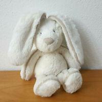 """Jellycat Small Piper Bunny Rabbit Stuffed Plush Cream 8"""""""