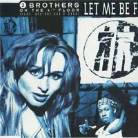 2 Brothers on the 4th Floor Let me be free (#zyx7473) [Maxi-CD]