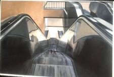 "Richard Estes ""Escalator "" 35mm Photorealism Art Slide"
