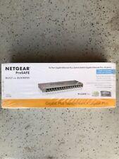 NetGear  ProSafe Plus Switch, 16-port Gigabit(GS116E)