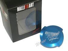 CNC RalliArt Oil Filler Cap Blue For MITSUBISHI Lancer EVO 2 3 4 5 6 7 8 9 4G63